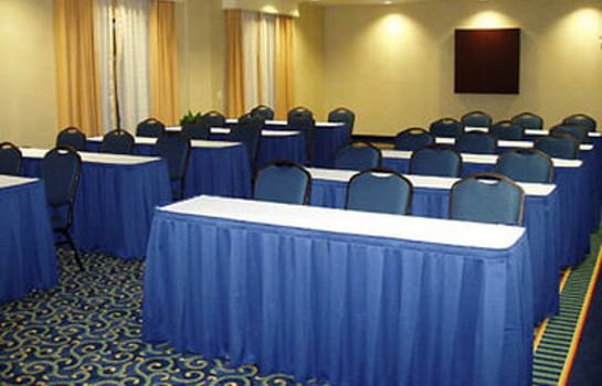 Sala de reuniones SpringHill Suites Lexington Near the University of Kentucky