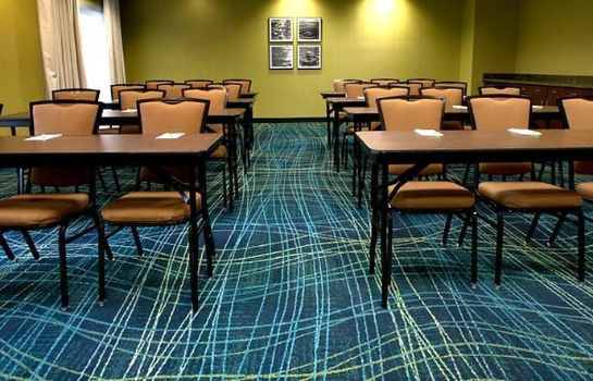 Conference room SpringHill Suites Lexington Near the University of Kentucky