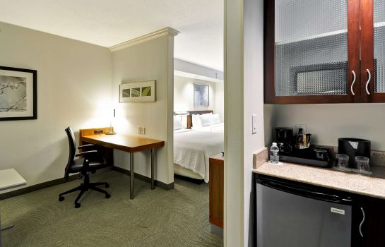 Zimmer SpringHill Suites Lexington Near the University of Kentucky