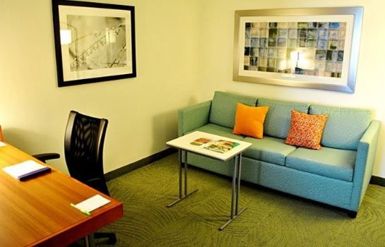 Habitación SpringHill Suites Lexington Near the University of Kentucky