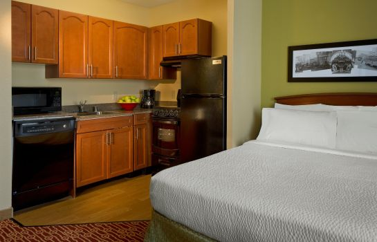 Zimmer TownePlace Suites Denver Downtown