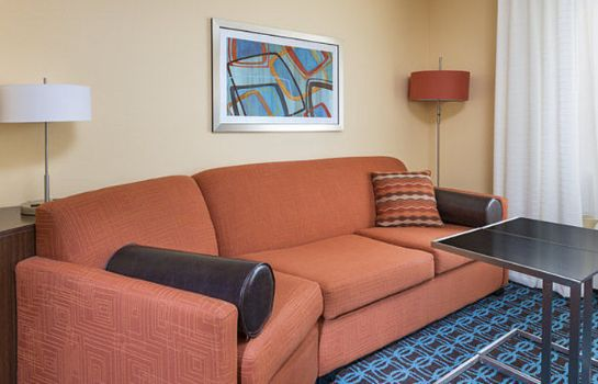 Zimmer Fairfield Inn & Suites Lincoln