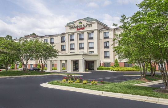 Buitenaanzicht SpringHill Suites Raleigh-Durham Airport/Research Triangle Park