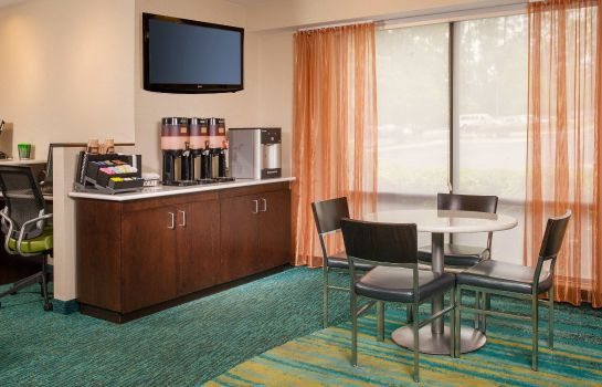 Hotelhal SpringHill Suites Raleigh-Durham Airport/Research Triangle Park