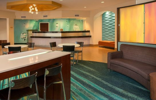 Hotelhalle SpringHill Suites Raleigh-Durham Airport/Research Triangle Park