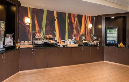 Restaurant SpringHill Suites Raleigh-Durham Airport/Research Triangle Park