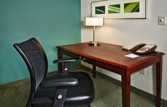 Suite SpringHill Suites Raleigh-Durham Airport/Research Triangle Park