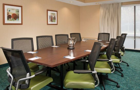 Conference room SpringHill Suites Raleigh-Durham Airport/Research Triangle Park