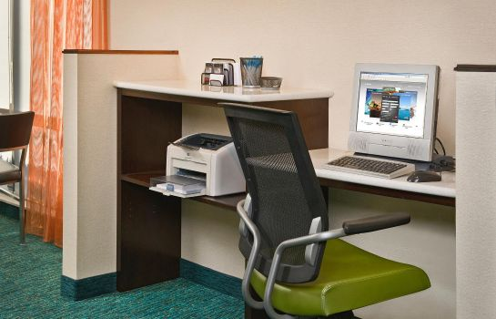 Information SpringHill Suites Raleigh-Durham Airport/Research Triangle Park