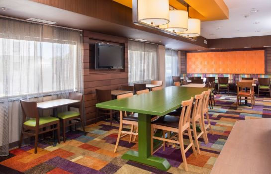 Restaurant Fairfield Inn & Suites Corpus Christi