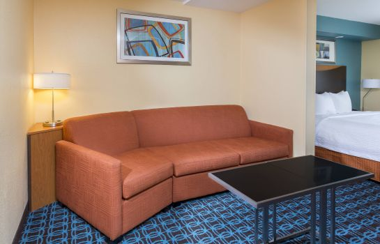 Suite Fairfield Inn & Suites Corpus Christi