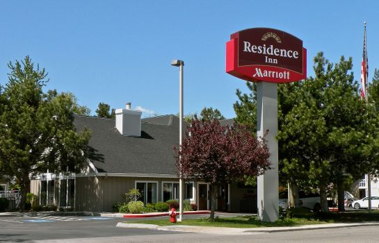 Außenansicht Residence Inn Boise Downtown/University