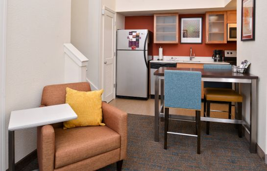Suite Residence Inn Boise Downtown/University
