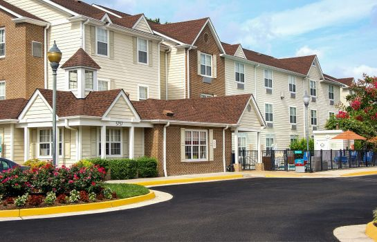 Außenansicht TownePlace Suites Virginia Beach
