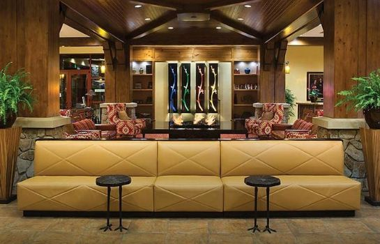 Hotelhalle Marriott's Timber Lodge