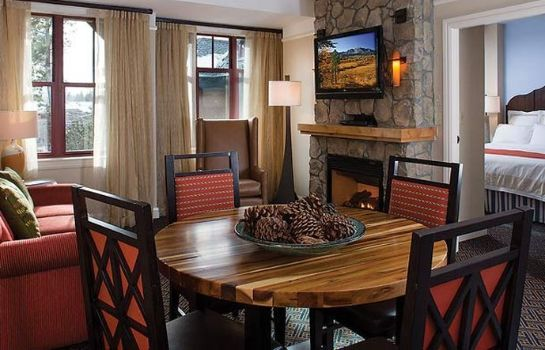 Zimmer Marriott's Timber Lodge
