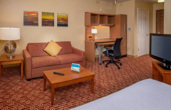 Habitación TownePlace Suites Virginia Beach