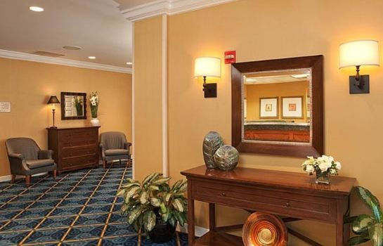 Hotelhalle Residence Inn Boston Woburn