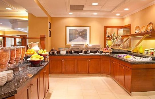 Restaurante Residence Inn Boston Woburn