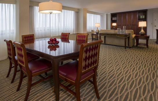 Zimmer BWI Airport Marriott