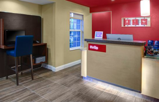 Hotelhalle TownePlace Suites Fresno