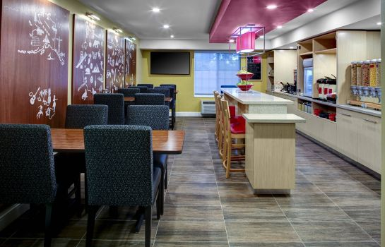 Restaurante TownePlace Suites Fresno