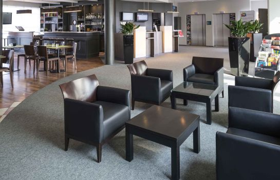 Hotel-Bar ibis Luxembourg Sud