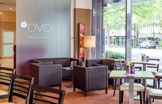 Hotel bar Novotel Aachen City