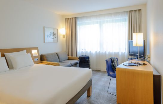 Double room (standard) Novotel Aachen City