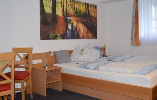 Double room (standard) BB City-Hotel