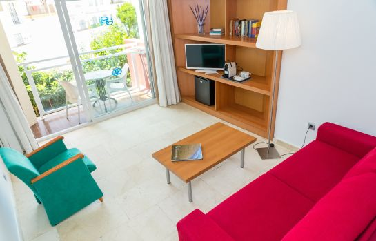 Junior suite Roc Lago Rojo