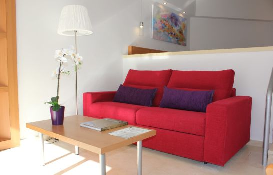 Double room (superior) Roc Lago Rojo