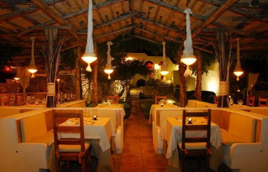 Restaurant Grand Hotel Santa Domitilla