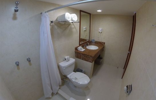 Bathroom Beach House Dos Playas By Faranda Hotels