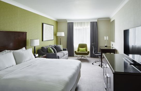 Room Manchester Airport Marriott Hotel