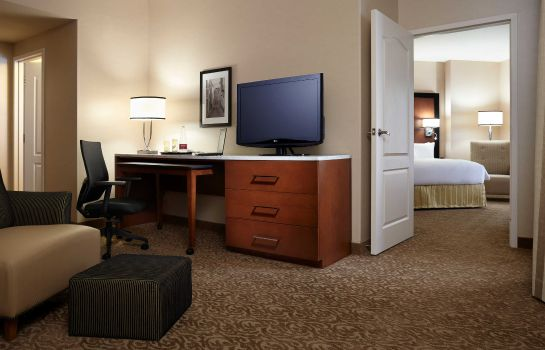 Zimmer Quebec City Marriott Downtown