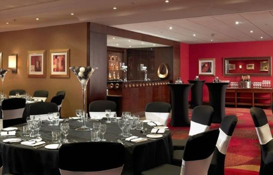 Restaurant Edinburgh Marriott Hotel