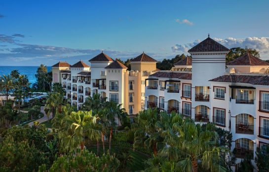 Exterior view Marriott's Playa Andaluza