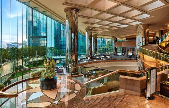 Lobby JW Marriott Hotel Hong Kong
