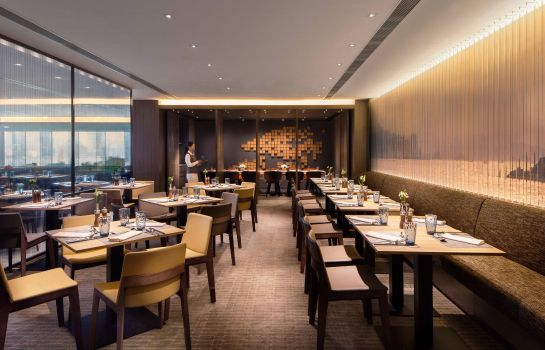 Restaurant JW Marriott Hotel Hong Kong