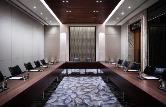 Conference room JW Marriott Hotel Hong Kong