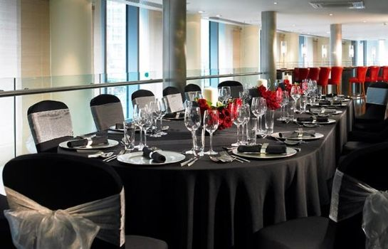 Restaurante London Marriott Hotel West India Quay