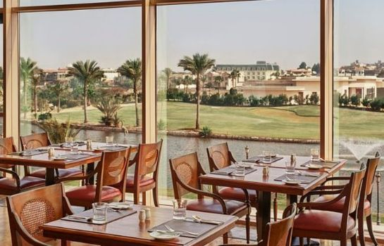 Restaurant JW Marriott Hotel Cairo