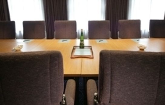 Conference room Mercure Chester Abbots Well Hotel