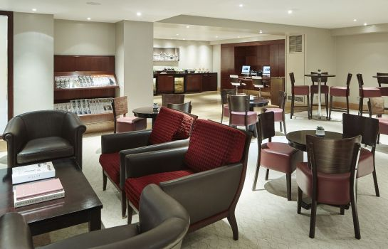 Hotel bar London Marriott Hotel Kensington