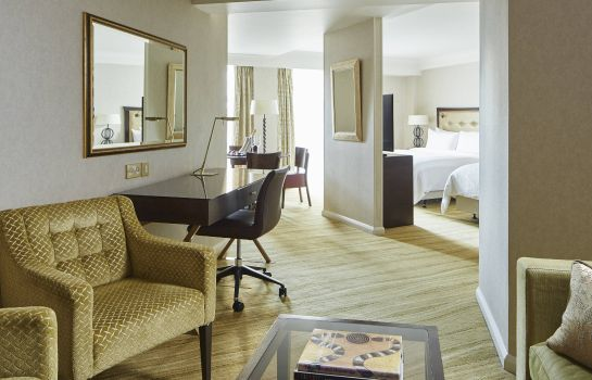 Suite London Marriott Hotel Kensington
