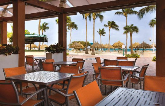 Bar del hotel Marriott's Aruba Ocean Club