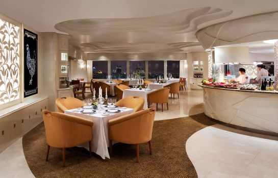 Restaurante JW Marriott Hotel Shanghai at Tomorrow Square