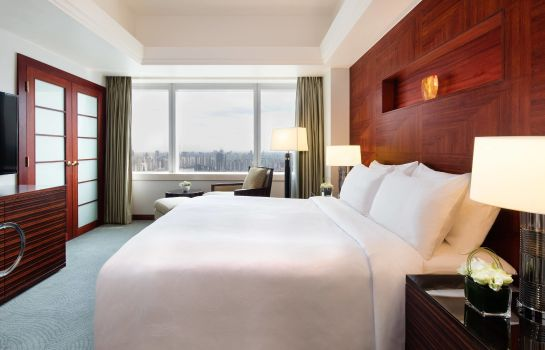 Suite JW Marriott Hotel Shanghai at Tomorrow Square