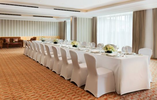Conference room JW Marriott Hotel Shanghai at Tomorrow Square